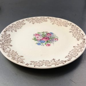 china bread and butter plate rental