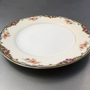 antique china dinner plate rental