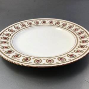 antique china salad plate rental