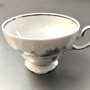 antique china tea cup rental
