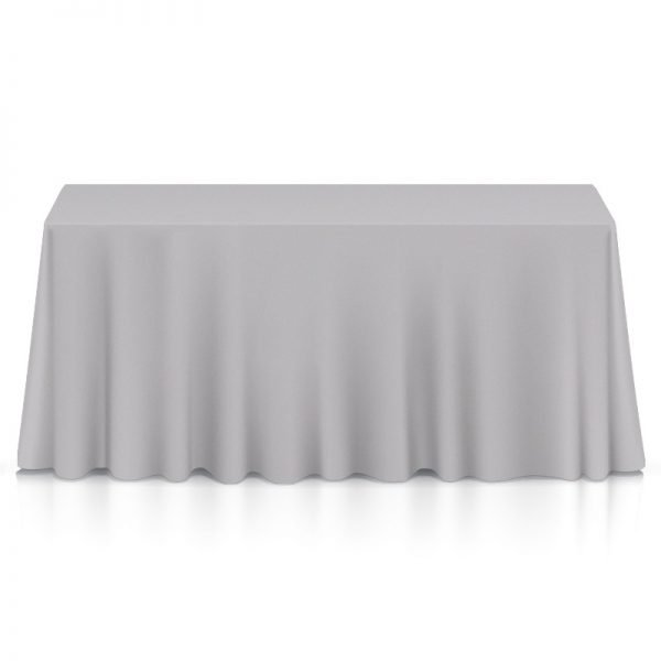 banquet table linen rental