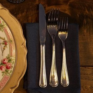 flatware silverware rental