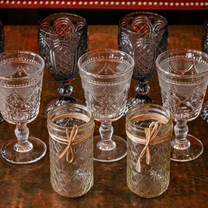 home glass rental