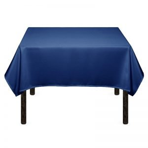square table linen rental