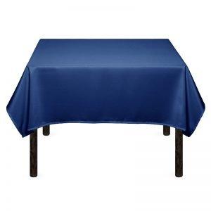 square table linen rental